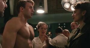 Chris Evans Workout Result - Captain America