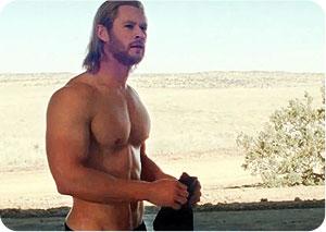 Chris Hemsworth Workou...