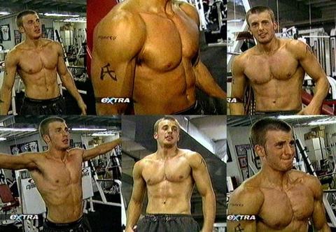 Chris evans workout chris evans captain america workout secrets
