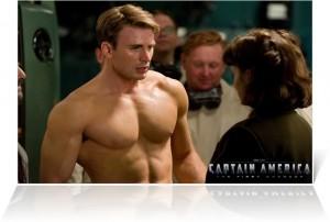 Captain America Chris Evans Workout