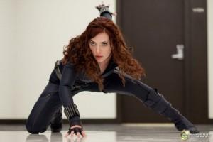 Scarlett Johansson Avengers Workout